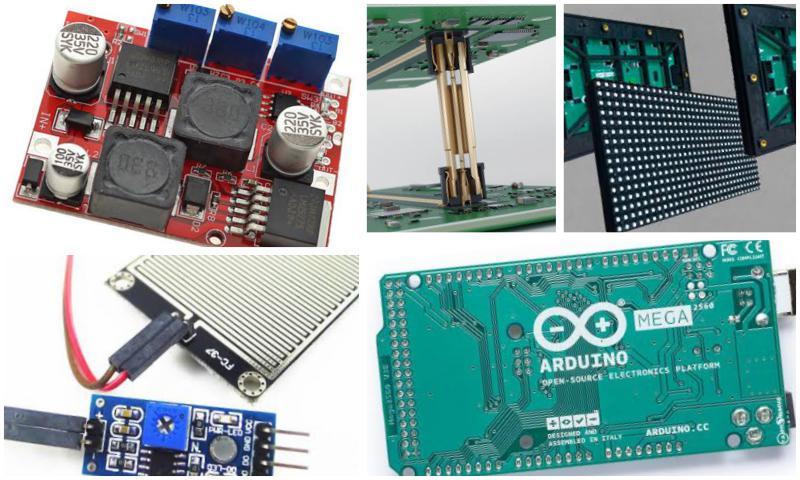 Elektronik Malzemelerin Sınıflandırılması