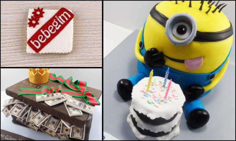 Doğum Günü Pastası Çeşitleri