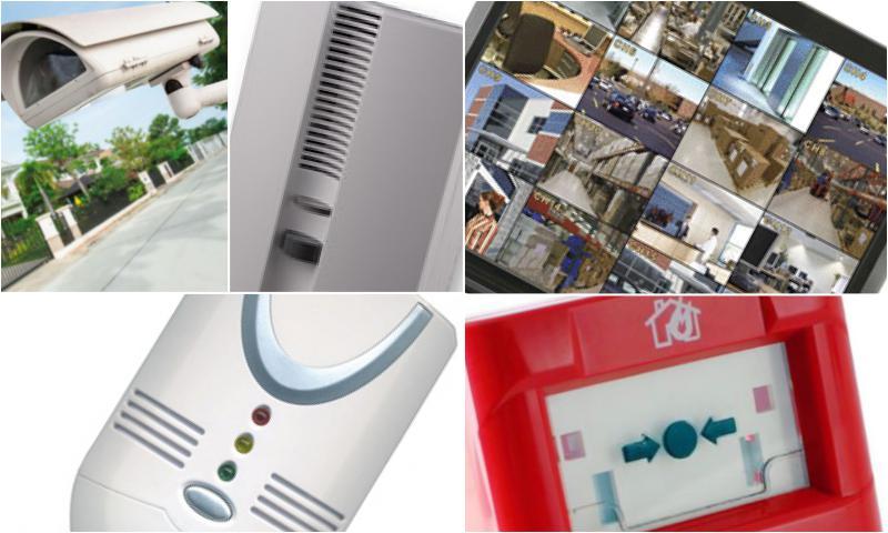 Paradox Alarm ve Kamera Sistemleri