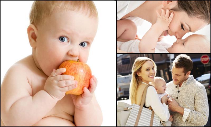 Anne ve Bebekler İçin Vitamin Takviyeleri
