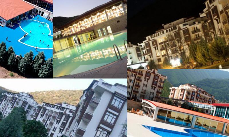 Akasya Termal Otellerde Yaz Kış Tatil Olanakları