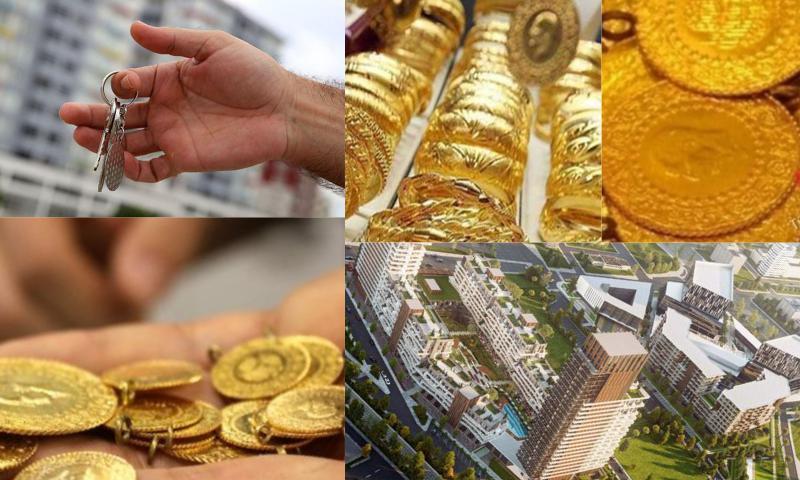 Altın Fiyatlarının Yükselmesi Emlak Piyasalarını Hareketlendirdi