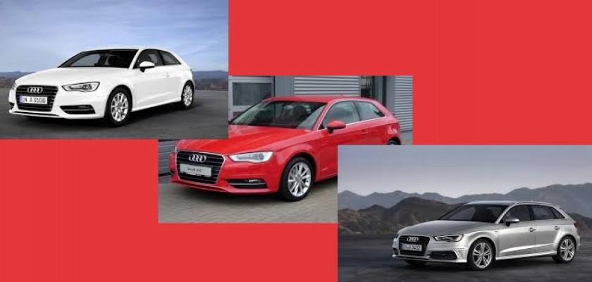 Mükemmel Tarzı ve Yeni Tasarımı İle Audi A3