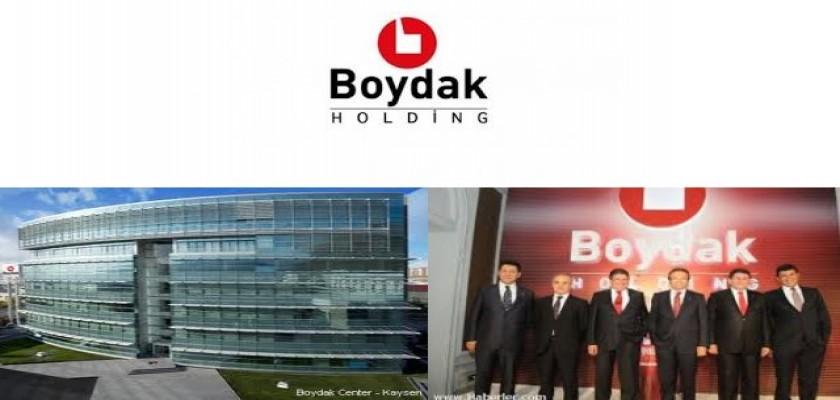 Boydak Holding'den İşçilerini Sevindiren Maaşlara Zam Haberi
