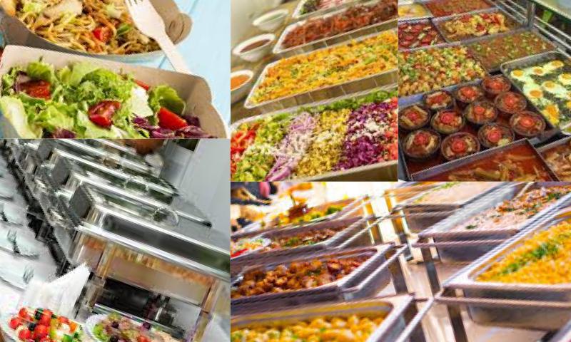 Hazır Yemek Firmaları Depolama