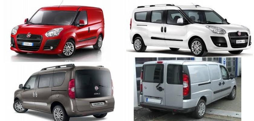 Fiat Doblo Amerika'da Beğenildi