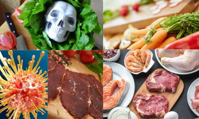 En Çok Hayvansal Gıdalar Üzerinde Oynanıyor