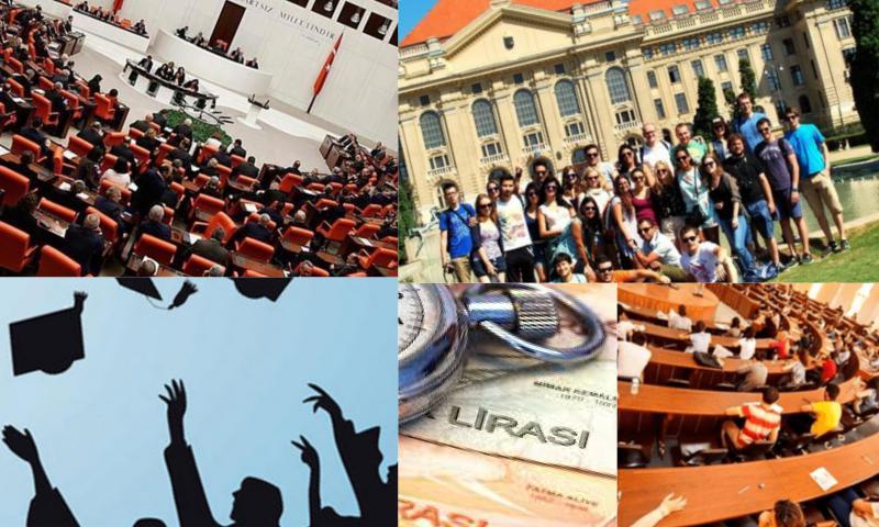 Öğrencileri Korkutan Harç Ücreti Yasası Değiştiriliyor