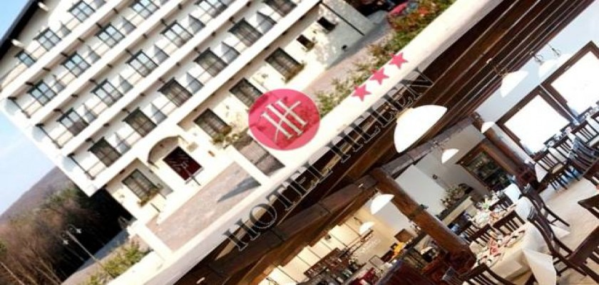 Turizm Sektörünün Güler yüzlü Kaliteli Hizmet Neferi-Hotel Helen