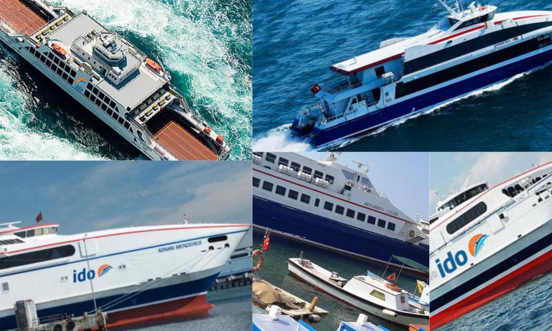 Akfen Holding'in Deniz Yolu Taşımacılık Şirketi- İDO