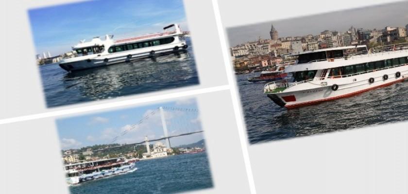 Okul Balosu ve Mezuniyet Töreni İçin İstanbul Boğazında Tekne Turları