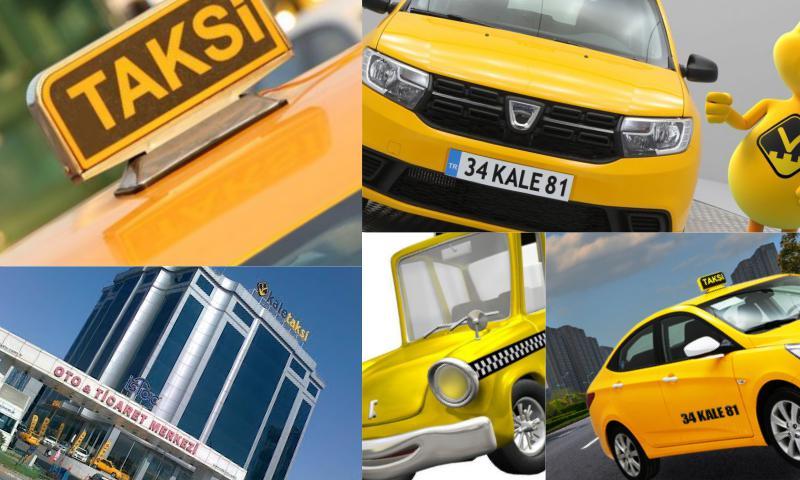 Ticari Taksi Plakası Kiralama Sözleşmesi