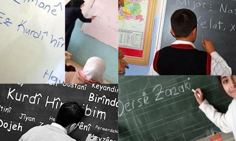 Üç İlde Kürtçe Eğitim İçin İlkokul Açıldı