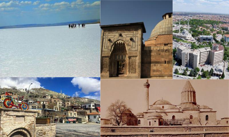 Konya'da Nerede Alışveriş Yapılır?