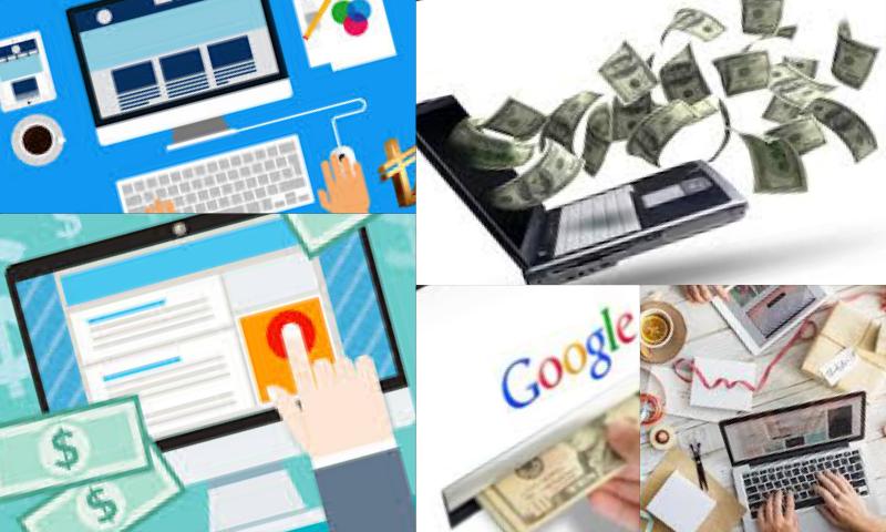 İnternet Sitesi Açarak Para Kazanma
