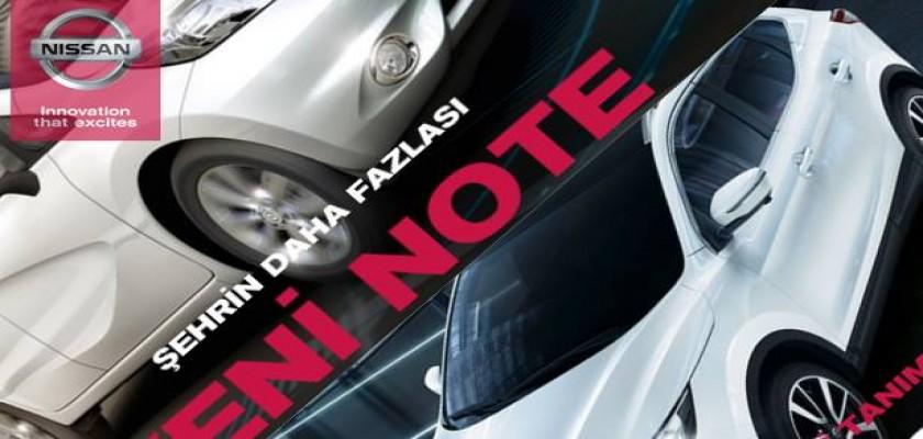 Yılda 20,000 Adetten Fazla Satan Otomobilin Şirketi Nissan Otomotiv A.Ş.