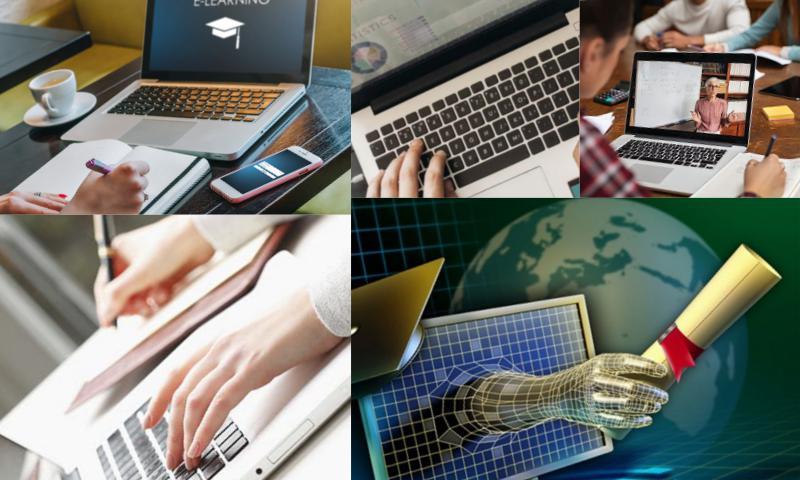 Öğretmenler İçin Çevrimiçi Derslerde Başarı