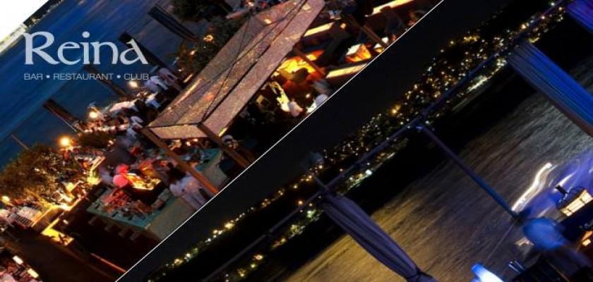 Milyonlarca Dolarlık Anlaşmaların El Sıkışıldığı Yer-Reina Restoran