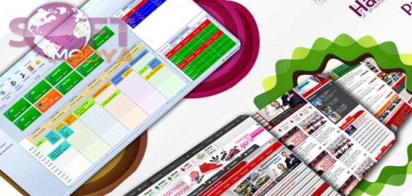 Özel Yatırımlar ve Paket Programlar ile Yazılım Hizmetleri için Soft Medya