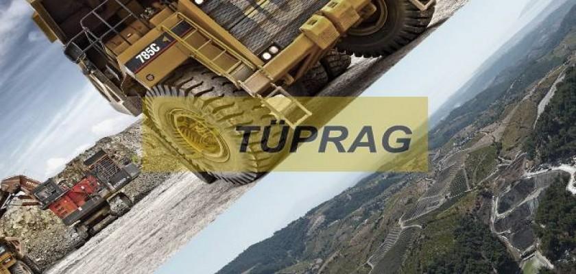 Tüprag A.Ş. 2012 Yılı Değerlerine Göre İlk 500 Firma Arasında 67inci Sırada